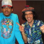 Nardwuar vs. Chance The Rapper (Video)