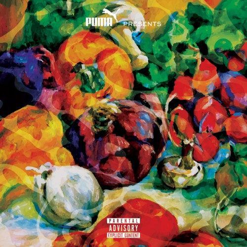 cover1 Rockie Fresh & Casey Veggies   Fresh Veggies (Mixtape)