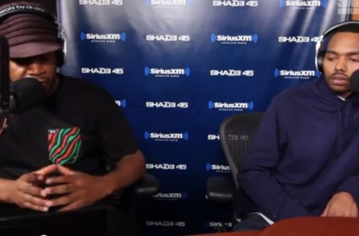Ellis – Sway In The Morning Interview + Freestyle (Video)