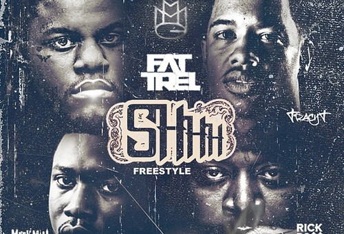 Fat Trel – Shhh (Remix) Ft Tracy T, Meek Mill & Rick Ross