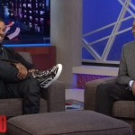 Game Talks His Robin Hood Project, 50 Cent, Tattoos & More On Arsenio (Video)