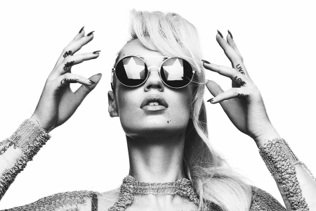 Iggy Azalea – Leave It (Prod by DJ Mustard)