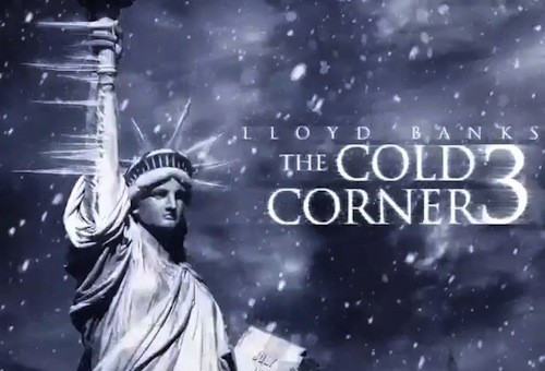 Lloyd Banks – The Cold Corner 3 (Mixtape Artwork)