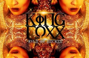 Tiffany Foxx – King Foxx: Rule by Decree (Mixtape) (Artwork)