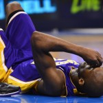 Mamba Down: Kobe Out 6 Weeks with a Fracture in his Knee