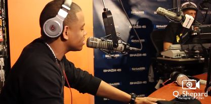 Mack Wilds – Toca Tuesdays Freestyle (Video)