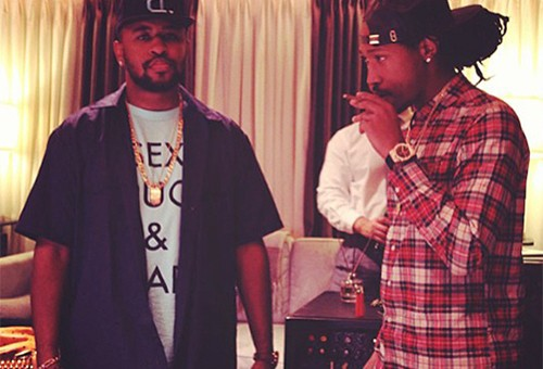 "Drake, Jeezy, Schoolboy Q, Juicy J, T.I. & Pastor Troy Confirmed For Future's ""Sh!t"" Remix"