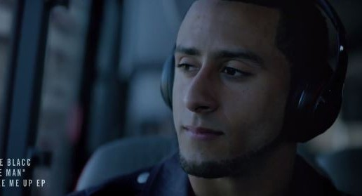 Colin Kaepernick For Beats By Dre Studio Wireless Headphones (Commercial)