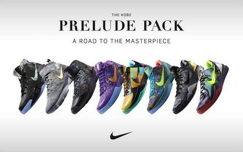 Nike – The Kobe Prelude Pack (Video)