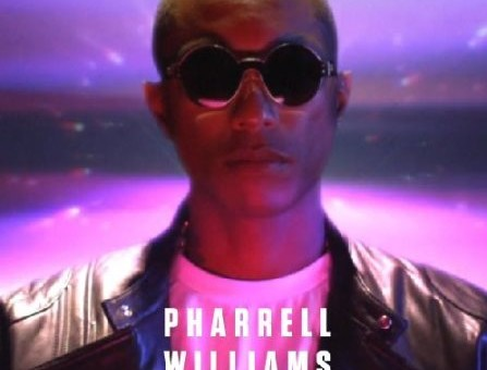 Pharrell Covers Complex's Best of 2013 Edition