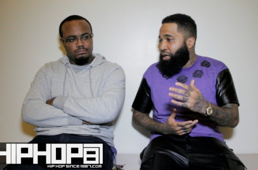Tone Trump Talks His Status with Him & Jeezy, CTE, and more (Part 3) (Video)