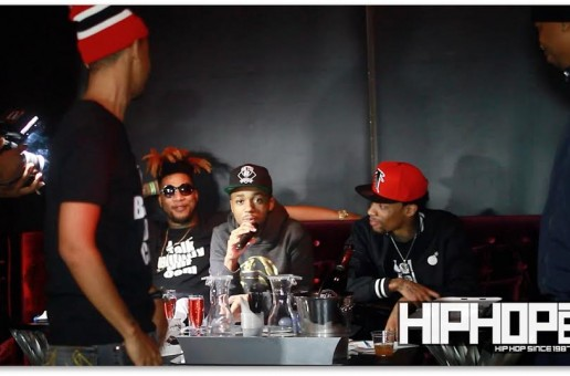 LetsTalkBluntly & Mogul Mentality Present: Heart Of Music: Beat Battle (Recap) (Video)
