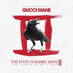 Gucci Mane – The State Vs. Radric Davis 2: The Caged Bird Sings (Cover Art)