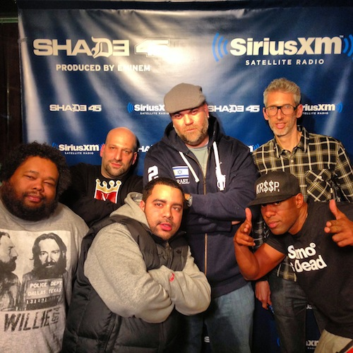 whoo kid paul rosenberg cover Rick Rubin Talks MMLP2, Judaism In Hip Hop With DJ Whoo Kid
