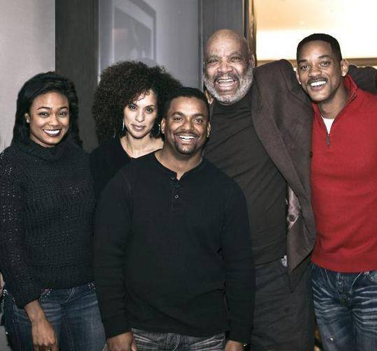 1551582 10153664489490161 1646860497 n Will Smith Takes To Facebook In A Tribute For The Late James Avery (Photo)