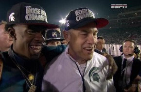 Rich Homie Quan Joins Michigan State at the Rose Bowl (Photos)