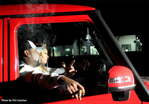 Crooked I Sumthin 3 Crooked I   Sumthin From Nuthin (Behind The Scenes Photos)