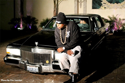 Crooked I Sumthin 7 Crooked I   Sumthin From Nuthin (Behind The Scenes Photos)