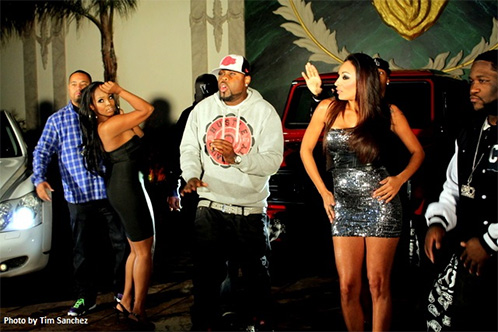 Crooked I Sumthin 8 Crooked I   Sumthin From Nuthin (Behind The Scenes Photos)