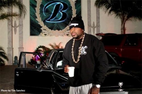 Crooked I Sumthin Main 500x333 Crooked I   Sumthin From Nuthin (Behind The Scenes Photos)