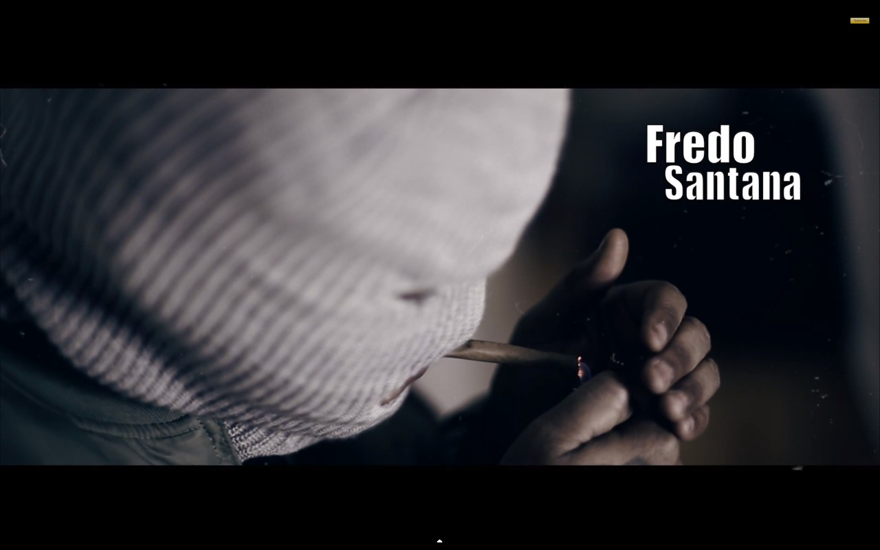 Screen Shot 2014 01 06 at 6.11.40 PM 1 Fredo Santana   Trap Boy / TrapHouse (Official Video)