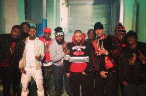 Behind The Scenes: French Montana – Paranoid (Remix) Ft Diddy, Rick Ross, Chinx Drugz, Lil Durk & Jadakiss (Video)