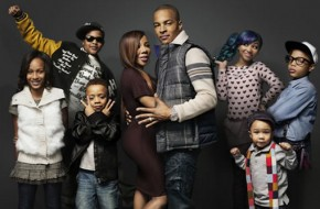 T.I. And Family Team With Russell Simmons To Develop Video Game
