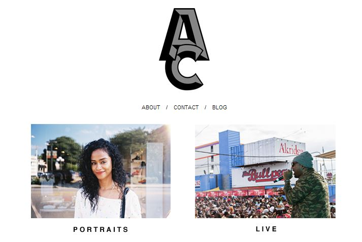 acnewwebsite Photographer Andre Costa Launches New Website