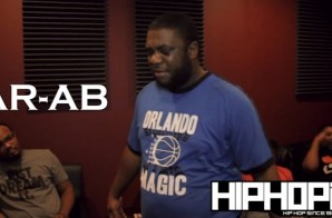 Ar-Ab – Smoking On Purple Freestyle