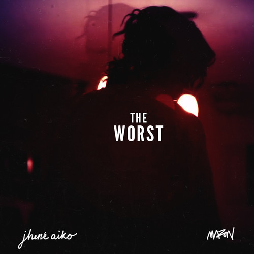 artworks 000066919125 qapshi t500x500 Jhené Aiko   The Worst (Remix) Ft. MAZON