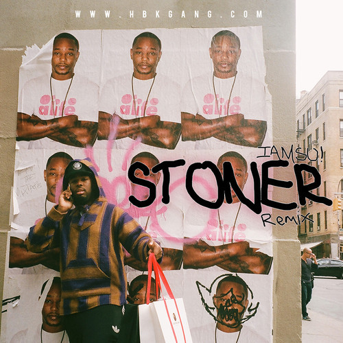 artworks 000067002776 wpnr8g t500x500 Iamsu   Stoner (Freestyle) (Audio)