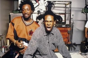 Throwback: Busta Rhymes & ODB Cypher (Classic Rare Footage) (Video)