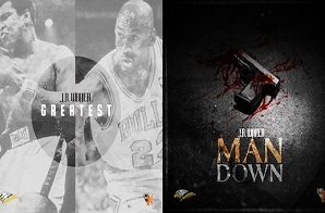 JR Writer – Greatest / Man Down