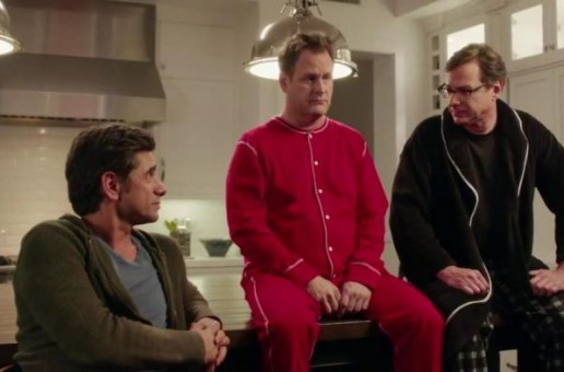 Ranger Joe, Danny & Jeese Reunited: Full House x Dannon Oikos Super Bowl XLVIII Commercial (Video)