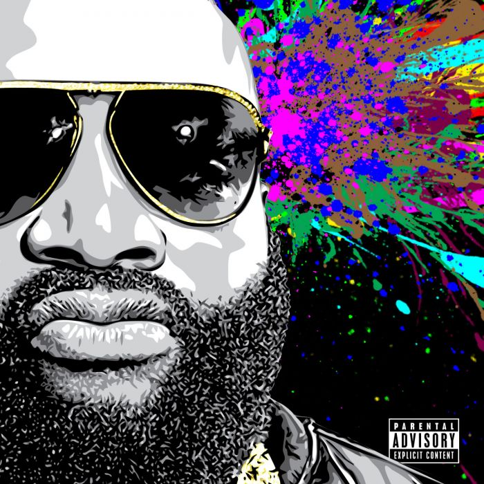 Rick Ross Unveils MASTERMIND Deluxe Album Cover (Artwork) (Video)