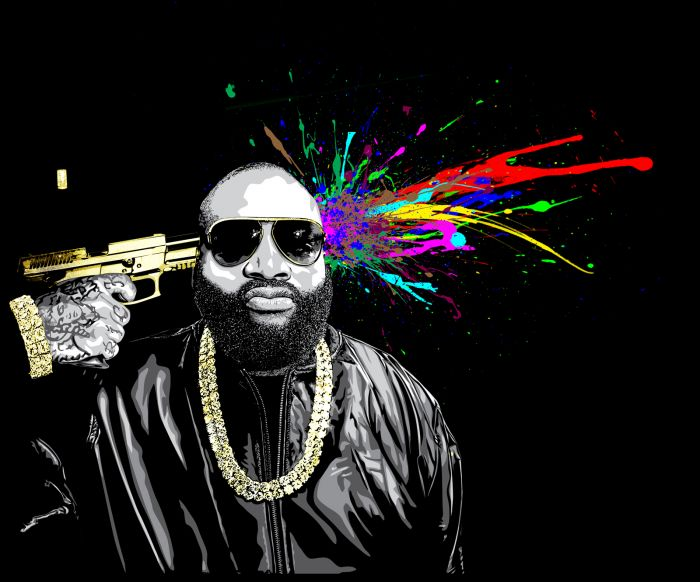 deluxe2 Rick Ross Unveils MASTERMIND Deluxe Album Cover (Artwork) (Video)