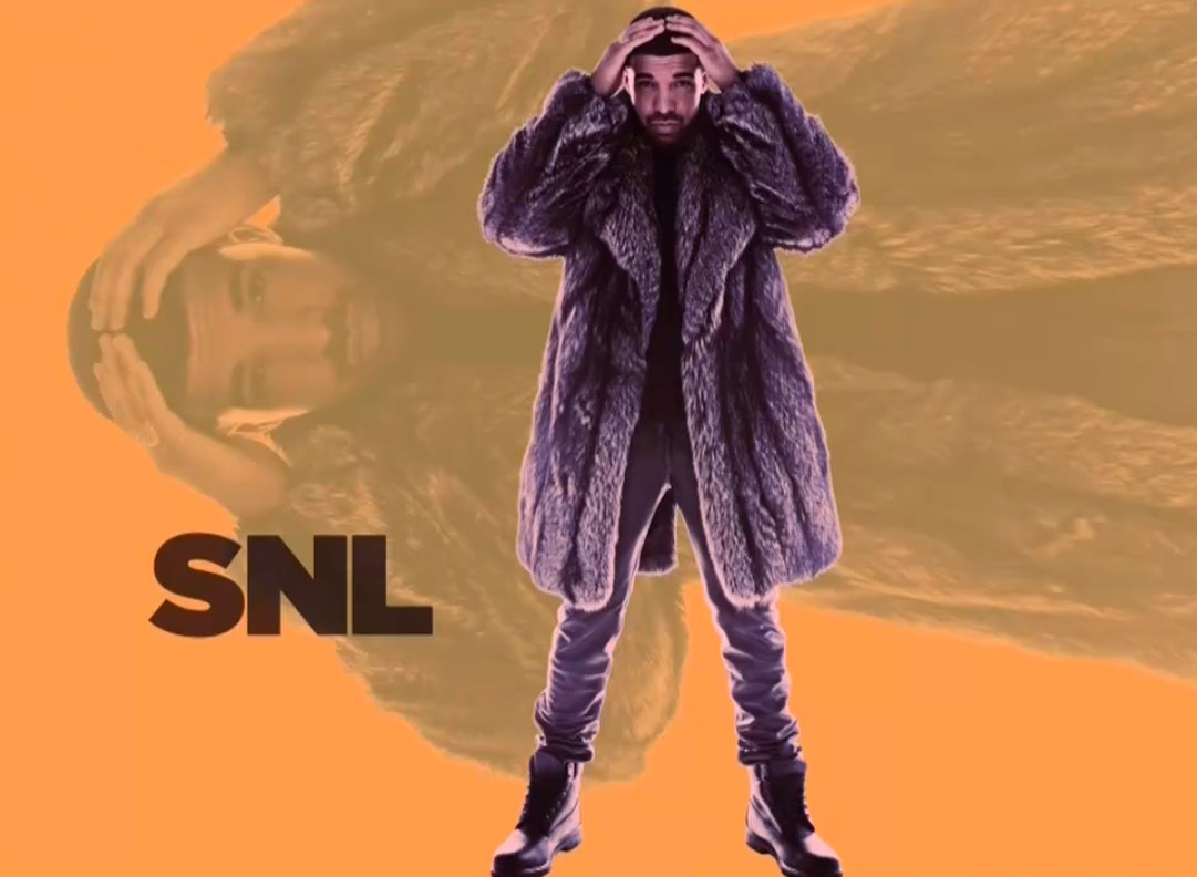drake snl2 1 Drake Performs Trophies & Started From The Bottom on SNL (Video)
