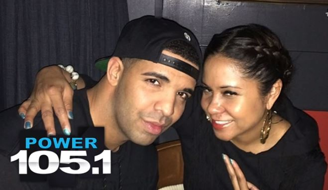 drakepower105tbcvideo Angela Yee Sheds Light On Why Drake Has Never Appeared On The Breakfast Club