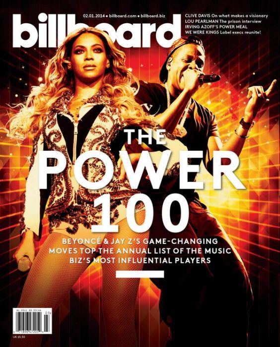 jay z beyonce cover billboards the power 100 HHS1987 2014 Jay Z & Beyonce Cover Billboards The Power 100