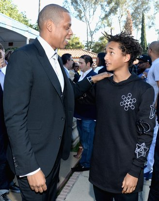 jay z rihanna meek mill j cole wale dj mustard more attend roc nations 2014 pre grammy brunch photos HHS1987 2014 14 jay z rihanna meek mill j cole wale dj mustard more attend roc nations 2014 pre grammy brunch photos HHS1987 2014 14
