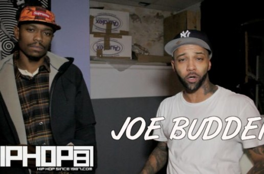 Joe Budden Talks New Solo Project, Slaughterhouse LP, Tahiry & Kendrick Grammy Snub (Video)