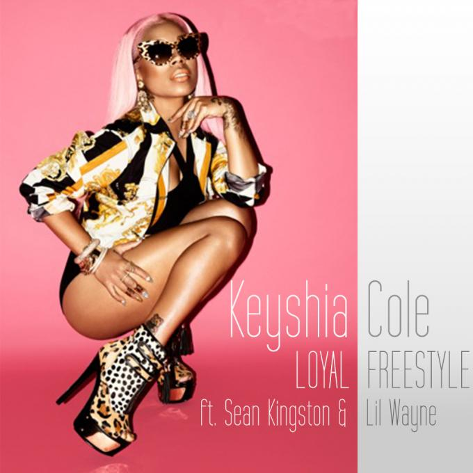 keyshia cole loyal freestyle wayne sean kingston Keyshia Cole x Sean Kingston x Lil Wayne   Loyal Freestyle