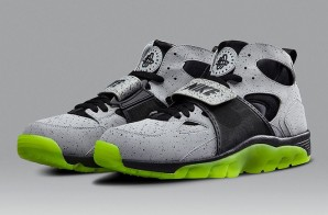 "Nike Air Trainer Huarache ""Cement City"" (Photo)"