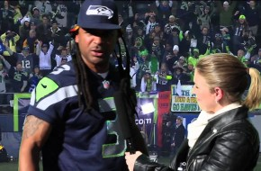 Mike Epps – Richard Sherman Post Game (Video)
