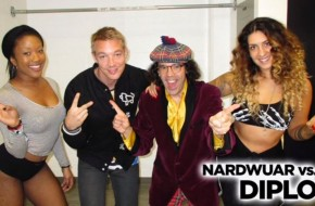 When Nardwuar Met Diplo (Video)