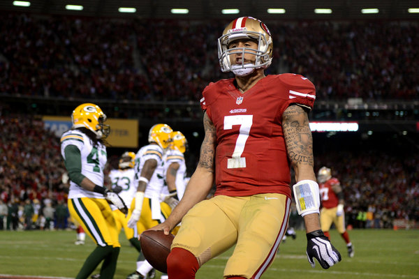 nfc articleLarge NFL Wildcard Weekend: San Francisco 49ers vs. Green Bay Packers (Predictions)