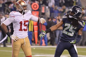"""Hell Of A Game"": What Richard Sherman Actually said to Michael Crabtree (Video)"