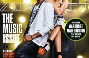 "Beauty & The Beast: Kobe Bryant & Nicki Minaj Cover ESPN the Magazine ""The Music Issue"" (Photo)"