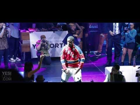 sageyesi Sage The Gemini   Red Nose (Live In LA)