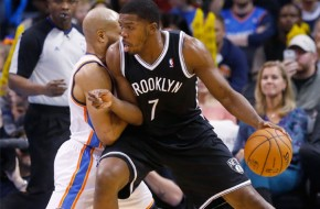 Say It Ain't Joe: Joe Johnson Hits a Buzzer Beater to Beat the OKC Thunder (Video)